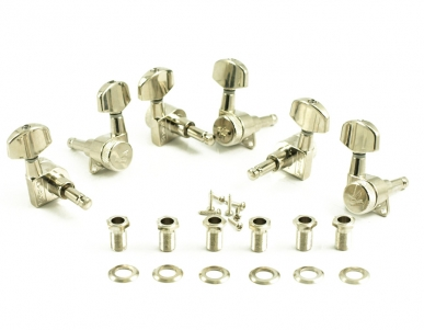 3 per side / MB / Nickel / LOCKING