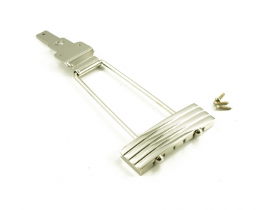 TRAPEZE TAILPIECE / Nickel