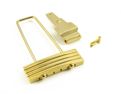 TRAPEZE TAILPIECE / Gold