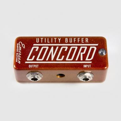 CONCORD UTILITY BUFFER