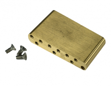 KLUSON® MILLED BRASS VINTAGE SUSTAIN BLOCK