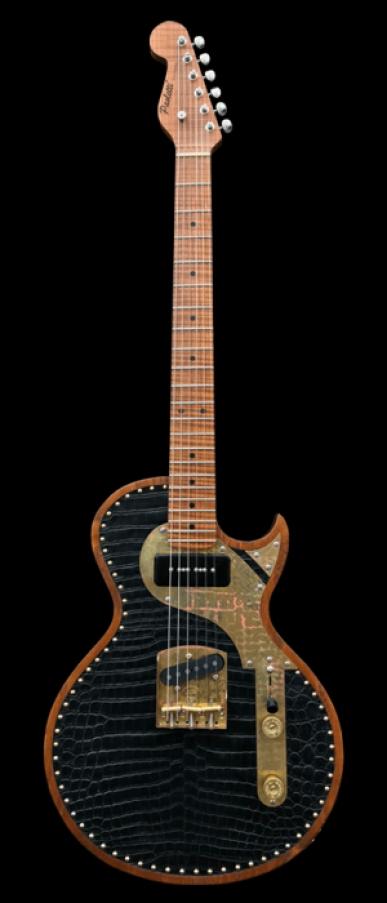 Leather Jr. – Richard Fortus Custom