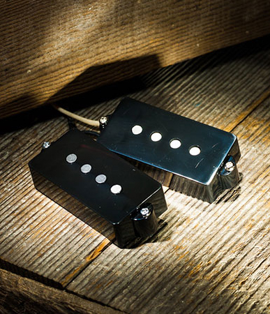 Mustang Bass Split-coil Pickups